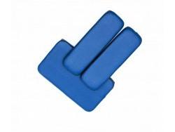 Подушки синие для 3в1, комплект