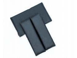Подушки черные для 3в1, комплект