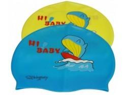 Шапочка для плавания с рисунком RH-Q