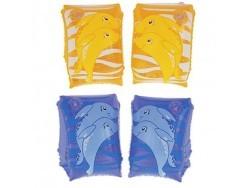 32042 Нарукавники надувные Дельфин, 25*15см