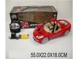 Автомобиль гоночный р/у 4 функции CR180007