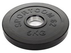 Диск обрезиненный 5 кг 51мм