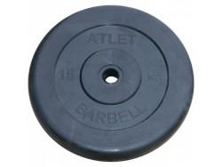 15 кг. диск (блин) 51 мм.