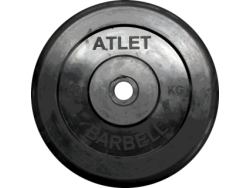 10 кг диск (блин) 26 мм.
