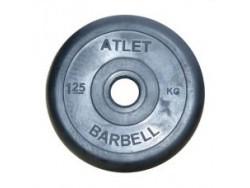1.25 кг. диск (блин) 51 мм.