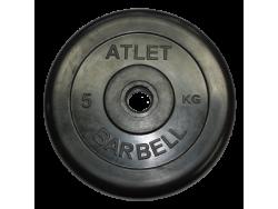 5 кг. диск (блин) 31 мм.