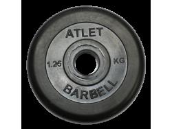 1.25 кг. диск (блин) 31 мм.