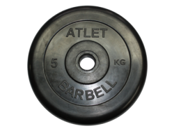 5 кг диск (блин) 26 мм.