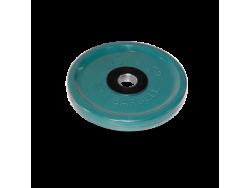10 кг диск (блин) Евро-Классик (зеленый)