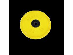 15 кг диск (блин) Евро-Классик (желтый)