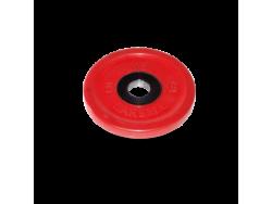 5 кг диск (блин) Евро-Классик (красный)