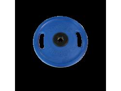 20 кг диск (блин) Евро-Классик (цветной + ручки)