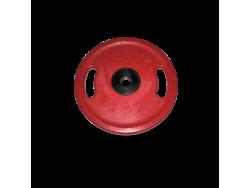 25 кг диск (блин) Евро-Классик (цветной + ручки)
