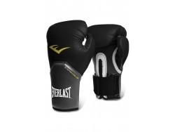 Перчатки тренировочные Pro Style Elite Black (10, 12, 14 и 16 унций)
