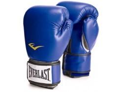 Перчатки тренировочные PU Pro Style Anti-MB Blue (16 унций)