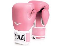 Перчатки тренировочные PU Pro Style Anti-MB Youth Pink (12 унций)