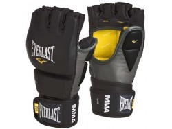 Перчатки MMA Ameteur Fight Black (7 унций)