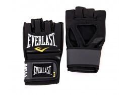 Перчатки тренировочные Pro Style Grappling Black