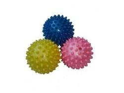 GB10 Мяч силиконовый массажный 7см