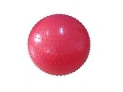 Мяч гимнастический массажный d65см (с насосом) GB02