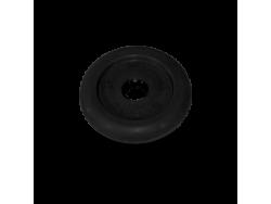 1.25 кг диск (блин) MB Barbell (черный) 26 мм.