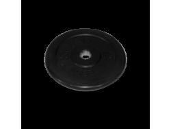 25 кг диск (блин) MB Barbell (черный) 26 мм.
