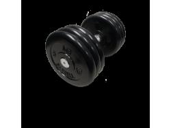 MB-FdbM-B31 Гантель неразборная черная 31 кг