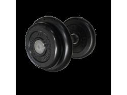 MB-FdbM-B8,5 Гантель неразборная черная 8,5 кг