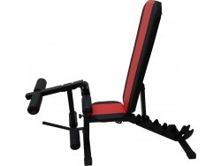 Скамья Orion Sportlim Lite Red + Керл для ног