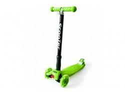 Самокат Scooter Maxi зеленый