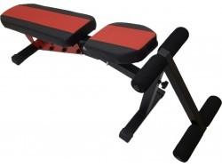 Универсальная атлетическая скамья Orion Sportlim + Упор для пресса