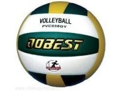 Мяч волейбольный DOBEST PVC038 клеенный