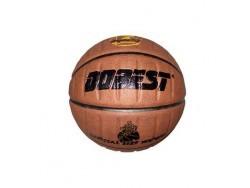 Мяч баск. DOBEST PK200 р.7 синт. кожа, коричн.