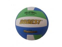 Мяч волейбольный DOBEST PK-1010GWB клееный
