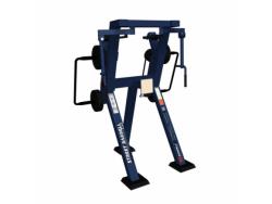 Уличный тренажер Сведение рук стоя с изменяемой нагрузкой МВ 7.31