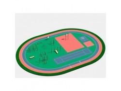 Спортивная площадка вфск 2