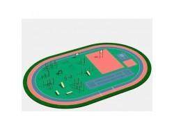 Спортивная площадка вфск 3