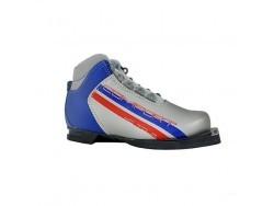 Ботинки лыжные 75мм М 340 (синт. кожа) р. 40